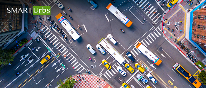 How To Reduce Traffic Congestion In Metropolitan Cities With SMARTurbs